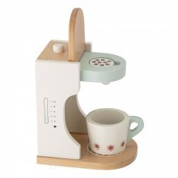 Cafetière en bois