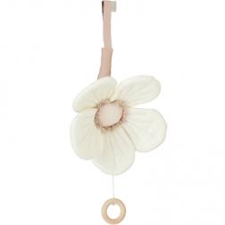 Mobile musical fleur