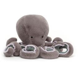 Peluche néo octopus