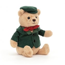 Peluche ours vintage