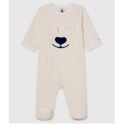 Surpyjama bébé ours en polaire